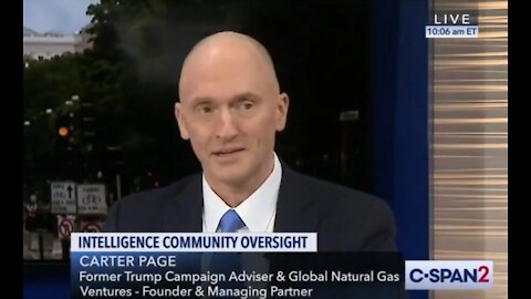 Carter Page Lawsuit ! Lisa Page admits she's going to GITMO!