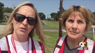 Local volunteers prepare to help Irma victims - Video