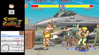 (MAME) Street Fighter 2 - 08 - Dhalsim