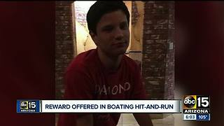 Good Samaritan speaks out about boating hit-and-run - Video