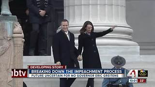 Breaking down the impeachment process