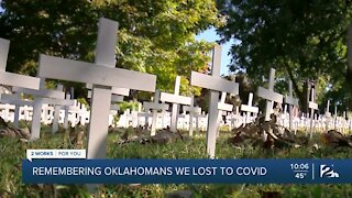 Remembering Oklahomans Lost to COVID