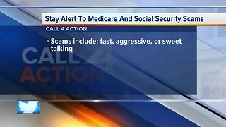 Stay alert to Medicare and Social Security scams
