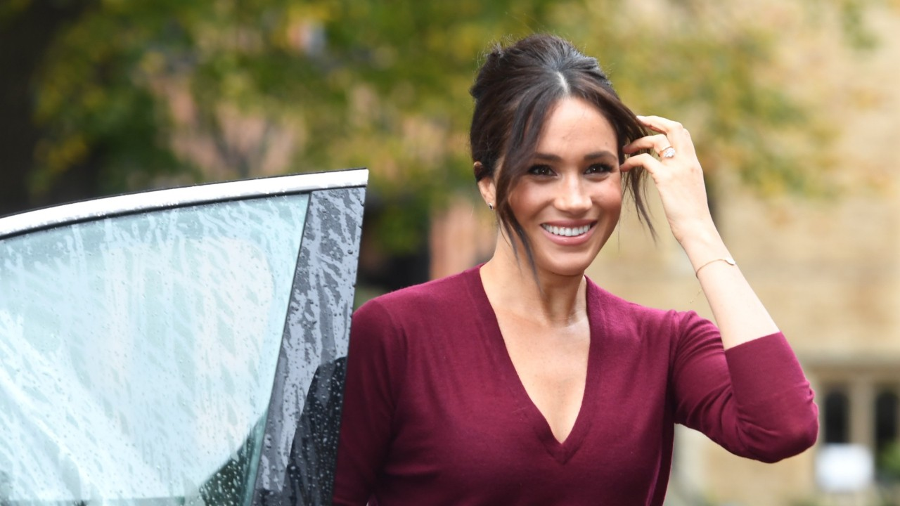 Meghan Markle talks about her treatment in the media