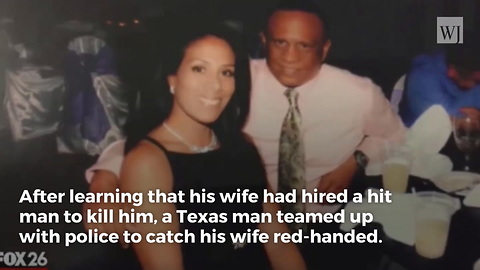 Cops Helped This Man Fake His Own Death to Trap Wife Who Recruited Husband's Friend as Hit Man