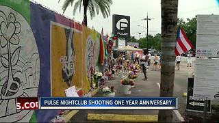 Pulse Nightclub shooting one year anniversary - Video