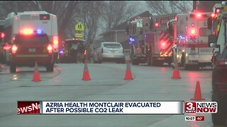 Care Facility Evacuated After Possible CO2 Leak