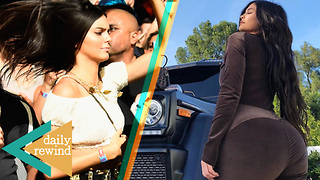 Kylie Jenner Low Key SHADES Tristan Thompson In Khloe Video, Kendall Jenner's NEW Show! | DR