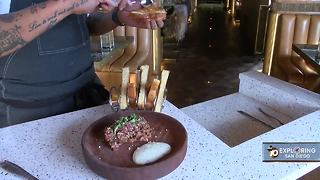 Exploring San Diego: Born & Raised cuts up a mean steak tartare