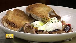 FarmTable Cucina Chef whips up tasty Father's Day breakfast
