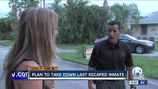 What it took to capture escaped Alabama inmate
