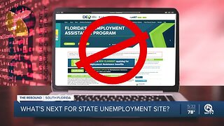 What does the future hold for Florida's infamous unemployment website?