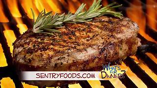 What's for Dinner? - Summer Grilled Pork Chops - Video