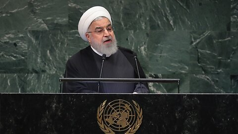 Iran's President Says Talks Are Possible If U.S. Rejoins Nuclear Deal