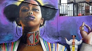 These Murals Celebrate Black Women - Video