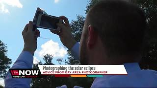 Smartphone cameras and the eclipse, do they mix? - Video