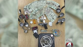 Three arrested in Fort Myers narcotics bust