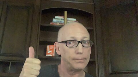 Episode 1336 Scott Adams: How to Quit Coke and Other Junk Food, Virus News, and Updates