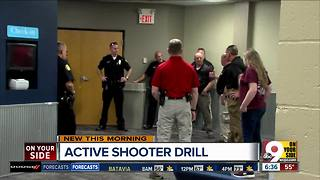 Springdale first responders train for active shooter incidents - Video