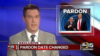 Former Sheriff Arpaio speaks out after being pardoned - Video