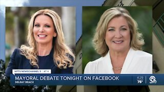Delray Beach mayoral candidates set to square off in debate