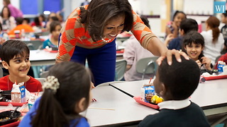 High School Ditches Michelle Obama's Lunch Program For Free Market... Here's What Happened