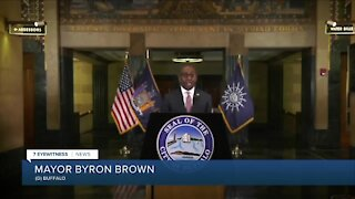 Buffalo Mayor delivers State of the City address