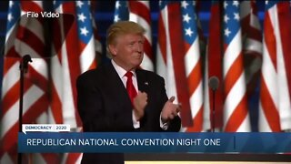 Republican National Convention night one