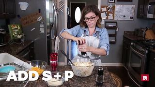 How to mac and cheese with Elissa the Mom | Rare Life - Video
