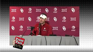 The Oklahoma Sooners move up in ranking! - Video