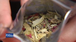 'Fake weed' warning includes Outagamie County - Video