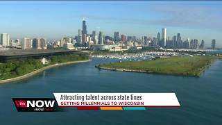 Wisconsin launches campaign to steal Chicago talent