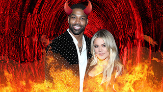 "Khloe Kardashian ""Living In HELL"" With Tristan Thompson! Will She Ever Leave?! - Video"