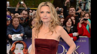 Michelle Pfeiffer says being a mother made it complicated