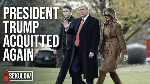 President Trump Acquitted Again