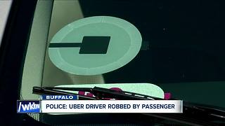 Police: Uber driver punched by passenger, robbed in Allentown - Video