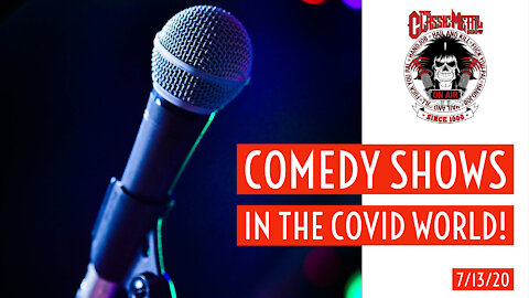 CMS | Comedy Shows In The COVID World
