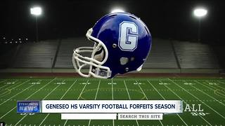 Drug use forces HS football team to forfeit season - Video