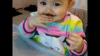 This Little Baby Gets a Moustache - Video