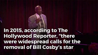 West Hollywood Wants Trump's Star Removed Over 'Treatment of Women,' Yet Would Allow Bill Cosby's To Remain - Video