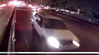 Phoenix police release surveillance video of hit and run crash suspect that killed a GCU student