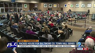 School funding a big concern in Baltimore County
