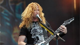 Megadeth's Dave Mustaine Reveals Cancer Diagnosis