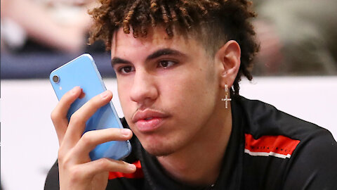 LaMelo Ball Is Being Questioned By Teams, Scouts About His Professionalism Ahead Of 2020 NBA Draft
