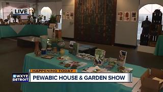 Pewabic House & Garden Show - Video