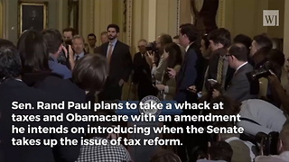 Rand Paul Announces Plan For Obamacare And Dems Are Going To Hate It - Video