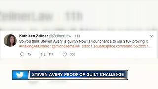 Steven Avery Guilt Challenge - Video