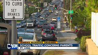 Point Loma school schedules creating dangerous roads, parents say