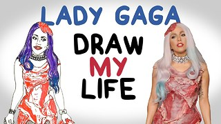 Lady Gaga | Draw My Life - Video
