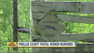Deputies investigate death of a Pinellas County postal worker - Video